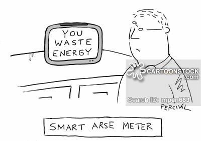 Smart Arse Meter